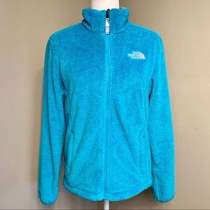 The North Face Osito Turquoise Jacket